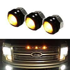 SVT Raptor Style Grille LED Lights For Truck SUV