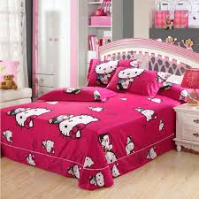 Queen Size Minnie Mouse Bedding by Hello Kitty Bedding Set Ebeddingsets