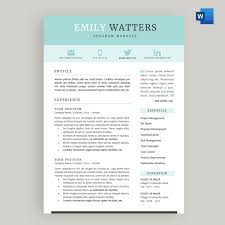 Resume /CV Template Package For Microsoft™ Word | 'Oceanside' College Student Resume Mplates 20 Free Download Two Page Rumes Mplate Example The World S Of Ideas Sample Resume Format For Fresh Graduates Twopage Two Page Format Examples Guide Classic Template Pure 10 By People Who Got Hired At Google Adidas How Many Pages A Should Be Php Developer Inside Howto Tips Enhancv Project Manager Example Full Artist Resumeartist Cv Sexamples And Writing