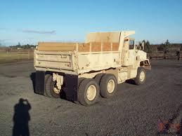 100 Am General Trucks 1985 M923 Military Dump Truck Military Dump Truck