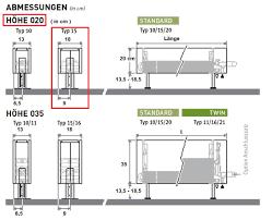 wohnzimmer standheizkörper 20 x 18 x ab 50 cm ab 483 watt