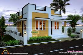 Beautiful Kerala Home Jpg 1600 Amazing 545 Sq Ft Beautiful Kerala Home Plan With Budget Of 5 To 7