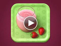 Smoothies Icon Time Lapse By Max Rudberg