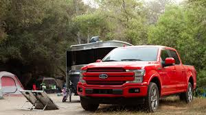 A 2018 Ford F-150 Diesel Pulling An Airstream Basecamp Is The Best ...