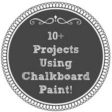 Unsanded Tile Grout Chalkboard by Make Your Own Chalkboard Paint In Any Color Mom 4 Real
