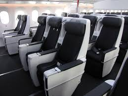 siege premium economy air review of air flight from everett to in business
