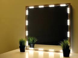 Elegant Hollywood Light Mirror Slim 52 Hollywood Lighted Vanity