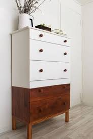 Hemnes 6 Drawer Dresser Hack by Ikea Hacks Luxe Lacquer Dresser Diy Crafts Home Decor