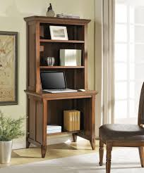 Ameriwood Desk And Hutch In Cherry by Furniture Oak Secretary Desk With Hutch On Parkay Floor With