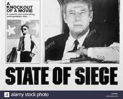 the state of siege state of siege aka etat de siege yves montand 1973 stock