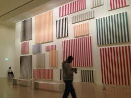 musee d modern de la ville de oeuvres de daniel buren picture of musee d moderne de la