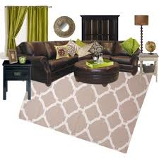 Brown Living Room Ideas by Best 25 Brown Living Room Furniture Ideas On Pinterest Living