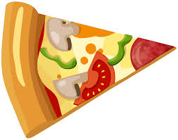 best pizza slice clipart no background cdr