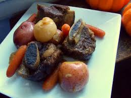 Harvest Pumpkin Ale by Mystery Lovers U0027 Kitchen How To Braise Beef Short Ribs With
