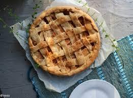 vegan apple kuchen