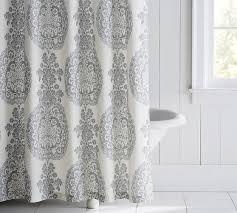 Lucianna Medallion Shower Curtain