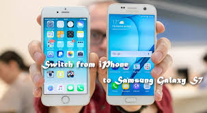 Sync iPhone to Samsung Galaxy S7 contacts videos music photos