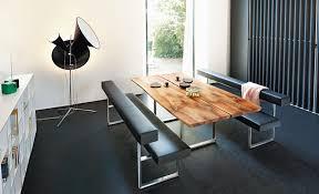 tischfabrik24 loft bench sitzbank nach echtleder