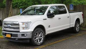 Ford F-Series (thirteenth Generation) - Wikipedia Ford Says Electric Vehicles Will Overtake Gas In 15 Years Announces Tuscany Trucks Mckinney Bob Tomes Where Are Ford Made Lovely Black Mamba American Force Wheels 7 Best Truck Engines Ever Fordtrucks 2018 F150 27l Ecoboost V6 4x2 Supercrew Test Review Car 2019 Harleydavidson Truck On Display This Week New Ranger Midsize Pickup Back The Usa Fall 2017 F250 Super Duty Cadian Auto Confirms It Stop All Production After Supplier Fire Ops Special Edition Custom Orders Cars America Falls Off Latest List Toyota Wins Sunrise Fl Dealer Weson Hollywood Miami