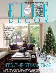 elle decor india magazine december january 2015 issue get your