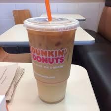 Large Pumpkin Iced Coffee Dunkin Donuts dunkin u0027 donuts 177 photos u0026 112 reviews donuts 5255 mowry