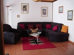 wohnzimmer und küche haus 106 feriendorf öfingen