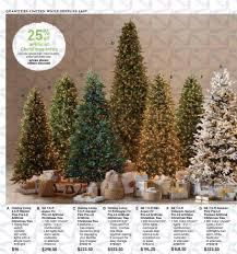 Ge 75 Artificial Christmas Tree by Lowe U0027s Black Friday Ad 2016