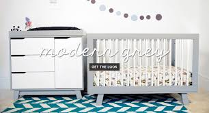 Babyletto Skip 3 Drawer Changer Dresser by Bedroom Charming White Wooden Crib By Babyletto For Nursery