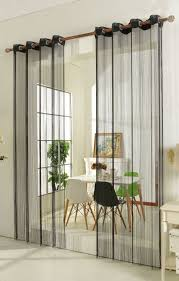 rideau separateur de rideau separation galerie avec rideau de separation