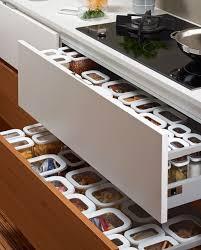 küchen ordnung schrank organizer vorrat schlafzimmer design