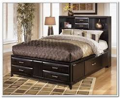 Kira King Storage Bed by Ashley Furniture Kira Storage Bed Home Design Ideas