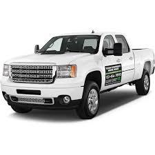 100 Truck Magnet Vehicle S Pack Of 4 Design B Dustless Blasting Online Store