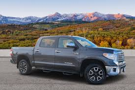 100 Trucks For Sale In Colorado Springs PreOwned 2016 Toyota Tundra 4WD Truck LTD Crew Cab Pickup In
