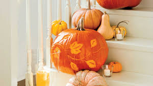 Ways To Make A Pumpkin Last by How To Etch A Pumpkin Southern Living