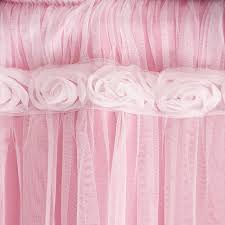 Light Pink Ruffle Blackout Curtains by Blackout Curtain