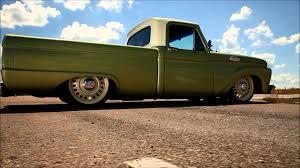 Teaser For 1963 Ford F100 Pickup Truck