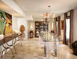 Dining Room Chairs For Glass Table by Modern Dining Table Chairs For The Stylish Contemporary Home