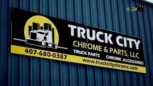 Welcome To Truck City Chrome & Parts! - YouTube