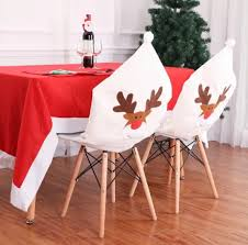 (last 5-sets) 1-set Christmas Chair Seat Covers. Seat Covers Ding Room Chairs Large And Beautiful Photos Ding Rooms Set Oak Chairs Wonderful Chair Covers Target How To Make Simple Room Casual Upholstered Peach Pastel Fabric A Kitchen Cover Doityourself 10 Inspired Wedding Amazing Design Table For Small Spaces Modern With Ties 3pcs Car 5 Seats Breathable Linen Pad Mat Auto Cushion Stretch Slipcovers Soft Protectors For