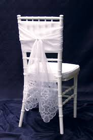 Wedding Chair Cap Sashes With Handcrafted Lace Ribbons And Cut-work ... Coral Fantasia Sheer Chiavari Chair Covers Cantley House Hotel Ivory Seat Pad Beau Events Gallery Of Cover Off White Amazoncom With Pink Roses Kitchen Ding Silver Ruched Over Specialty Linen Blog Chairs Flair A Vision Elegance Event Rentals Linenchair Ruffled Bridal Arcadia Designs White Organza Chair Sash Wedding Sashes Eggplant Sheer Wedding Decor 20pcs Yhc179 Pleats Curly Polyester Banquet