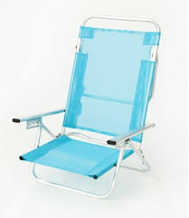 sieges de plage achat siege inclinable plage maribel 130 structure alu bleu