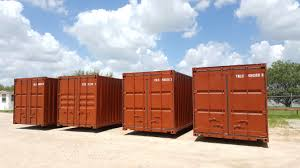 100 Used Shipping Containers For Sale In Texas Portable Steel Storage