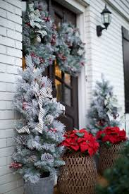 Winterberry Christmas Tree Home Depot by Home Depot Christmas Outdoor Decorations A Christmas Wreath Is