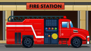 100 Fire Trucks On Youtube Truck Engine Kids Videos Station Compilation