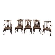 1990s Stickley Chippendale Mahogany Dining Room Chairs - Set Of 8 ... Oak Arts And Crafts Period Extending Ding Table 8 Chairs For Have A Stickley Brother 60 Without Leaves Dning Room Table With 1990s Vintage Stickley Mission Ottoman Chairish March 30 2019 Half Pudding Sauce John Wood Blodgett The Wizard Of Oz Gently Used Fniture Up To 50 Off At Archives California Historical Design Room Update Lot Of Questions Emily Henderson Red Chesapeake Chair Sold Country French Carved 1920s Set 2 Draw Cherry Collection Pinterest Cherries Craftsman On Fiddle Lake Vacation In Style Ski