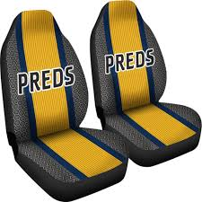 Nashville Predators Preds Auto Seat Covers/ Nashville Hockey/ SUV ... Blue Black Car Seat Covers With Headrest For Auto Truck Stek Shop Complete Pu Leather Set Gray For Bestfh Sedan Suv Van Luxury Floor Mats And Covers Cover Men Diamond 2pc Universal Bdk 4piece Scottsdale Fabric Front Saddle Blanket Unlimited 47 In X 23 1 Full Cloth Fit Camouflage Pickup Built In Belt Hq Issue Tactical Cartrucksuv 284676 Browning 284675 Ford By Clazzio