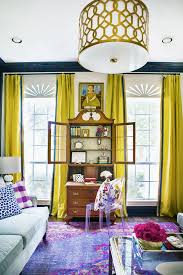 Living Room Curtains Ideas Pinterest by Best 25 Bright Curtains Ideas On Pinterest Floral Curtains