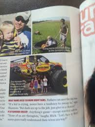 Rislone Monster Truck 'Defender' Seen In Redbook Magazine. Not A Joke. | Monster Truck Tour Home Facebook Jam Dog New Car Update 20 Rolls Into The Sprint Center This Weekend February 2 Macaroni Kid 2013 Kansas City Youtube Challenge Kcmetrscom 2017 Ticket Giveaway Koberna Racing To Expand Sets High Goals For 2006 Allmonstercom Simmonsters Redneck Thrdown Feat Upurch Moonshine Bandits Big Smo Event Coverage Bigfoot 44 Open House Rc Race Lakeside Speedway Trucks Invade June