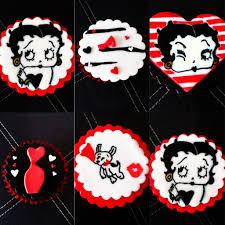 Betty Boop Bath Set by Betty Boop Cupcakes Www Facebook Com Sweet Cafe Mx