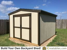 Saltbox Shed Plans 10x12 by 22 Best 10x12 Shed Plans Images On Pinterest 10x12 Shed Plans